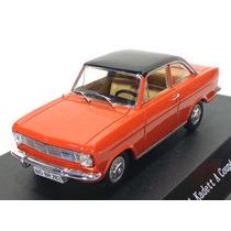 Opel Kadett A Coupe 1963 Vermelho 1/43 Starline Models