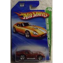Hot Wheels 2010: Shelby Cobra Daytona - Super T-hunt 057/214