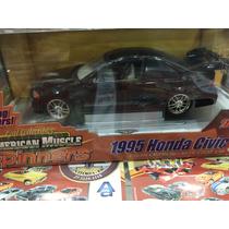 Miniatura Honda Civic Velozes E Furiosos 1/18 Nova Na Caixa