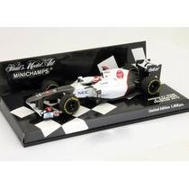 1:43 K. Kobayashi Sauber C31 Showcar Formula 1 2012