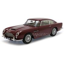 Aston Martin Db5 1:18 Autoart Vinho 70213
