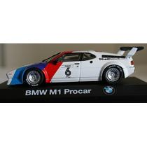 Bmw M1 Procar Nelson Piquet Minichamps Escala 1:43 Raridade