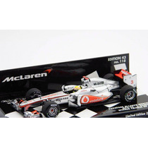 1:43 Mclaren Mercedes Mp4-26 Winner Chinese Gp F1 2011