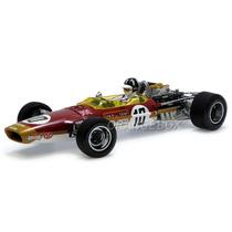 Fórmula 1 Lotus 49 1968 Graham Hill Gp Espanha Quartzo 18214