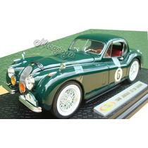 Jaguar Xk 120 Racing 1949 1/18 Signature Promoção Miniatura