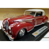 Delahaye 135m 1947 1/18 Signature Models Gm Ford Antigo