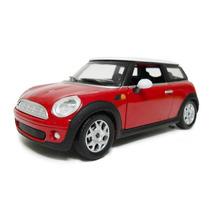 Mini Cooper Miniatura Carro Nacional Escala 1:24 Raridade