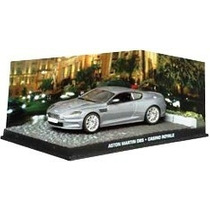 007 James Bond - Aston Martin Dbs - Die Cast - 1/43