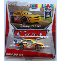 Disney Pixar Cars Rpm Nº64 Tenho Sally Doc Lizzie Mack Chick