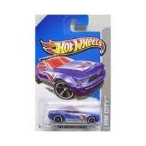 Carrinho Hot Wheels Th Ford Mustang Gt Concept Coleção 2013