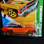 Hot Wheels 70 Chevy Chevelle Convertible - T Hunt