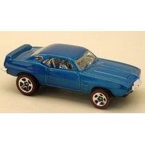 Hotwheels 69 Pontiac Firebird Red Line 100/2006 Raro Lacrada