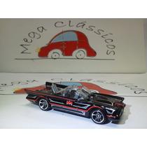 Hot Wheels - Batmovel Batman Batmobile Tv Series Classic