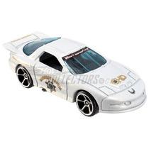 Hot Wheels Chevy Pontiac Firebird Policia 163/2011 Lacrado