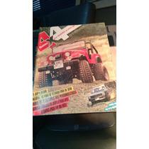 Revista Quatro Por Quatro & Pickup 1983