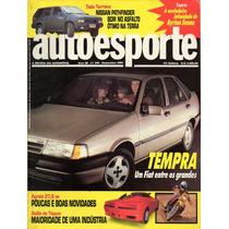 Auto Esporte Nº319 Fiat Tempra Kadett Gsi Gol Gti Pathfinder