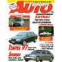 Auto Esporte Nº378 Tempra Vectra Cdx V6 Mondeo Volvo S40 V40