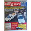 Quatro Rodas Nº 446 Set/97 Picape Courier É Melhor