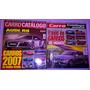 2 Revistas Carro Catálogo 2007 & 2008