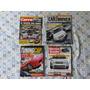 Lote De 4 Revistas - Motor Show Carro Car And Driver Tuning
