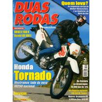 Duas Rodas N°311 Honda Tornado Xr250 Bmw R1150r Gs 500e