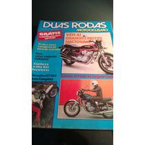 Revista Duas Rodas Janeiro 1982