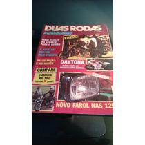 Revista Duas Rodas Abril De 1982