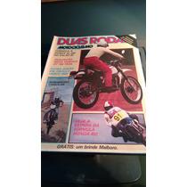 Revista Duas Rodas Novembro 1981