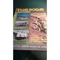 Revista Duas Rodas Janeiro 1981