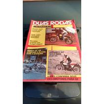 Revista Duas Rodas Junho 1981