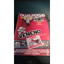 Revista Duas Rodas Agosto 1981
