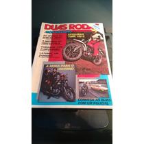 Revista Duas Rodas Julho De 1981