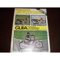 Revista Duas Rodas Motociclismo Novembro 1976