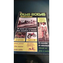 Revista Duas Rodas Abril De 1981