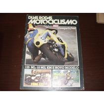 Revista Duas Rodas Motociclismo Agosto 1979