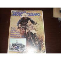 Revista Duas Rodas Motociclismo Janeiro 1978