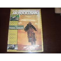 Revista Duas Rodas Motociclismo Abril 1980