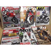 Revistas Quatro Rodas Especial Moto Advent Moto 6 Unidades