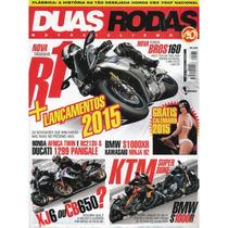 Revista Duas Rodas - 471 - Dezembro 2014 - Frete Grátis