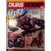 Revista Duas Rodas - 474 - Março 2015 - Frete Grátis