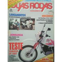 Duas Rodas No.184 Dezembro De 1990