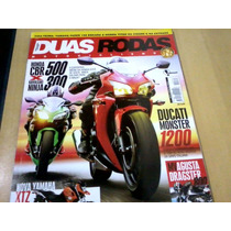 Revista Duas Rodas Nº562 Ducati Monster 1200