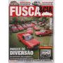 Fusca & Cia Nº124 Mini Dacon 828 Fusca 1986 Coleção Vermelha