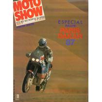 Motoshow N°49 Especial 9° Rallye Paris Dakar 1987