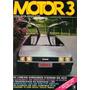 Motor 3 N°16 De Lorean Voyage Ls Álcool Gurgel G-15 L Honda