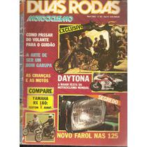 Revista Duas Rodas - Nº 82 - As Crianças E As Motos