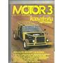 Revista Motor 3 1983 Número 38