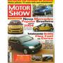 Motor Show Nº244 Corsa Flex Chevrolet S10 Ford Ranger Golf
