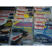 Lote Com 30 Revistas Oficina Mecânica Anos 90-2000