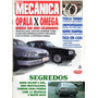 Oficina Mecânica Nº72 Opala 4.1s Omega Cd Fusca Turbo Tempra